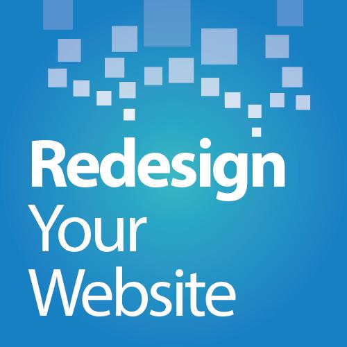 Redesign Entire Website