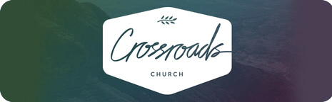 Crossroads Church Religious Themed Logo Designs