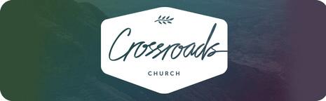 Crossroads Church Religious Themed Logo Designs