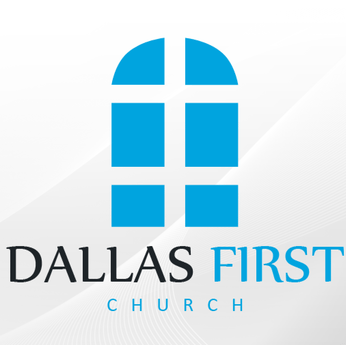 Dallas First Church Religious Themed Logo Designs