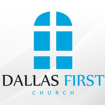 Dallas First Church Religious Themed Logo Designs