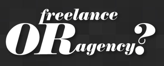 Freelancers or Design Agencies