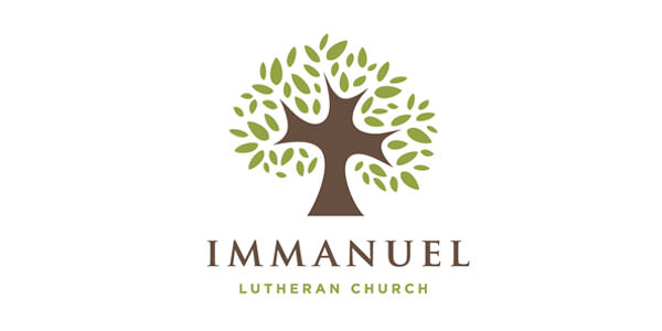 Immanuel Luthern Church Logo Designs