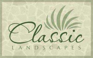 logo for landscaping business