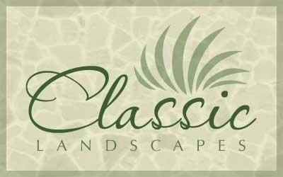 logo for landscaping business