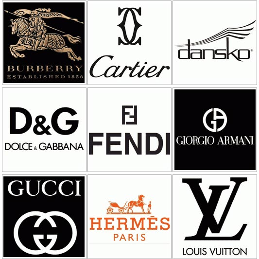 French fashion house logo name