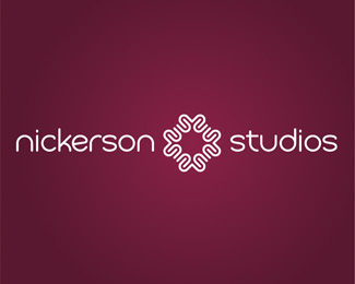 Nickerson Studios Photography Logo Design