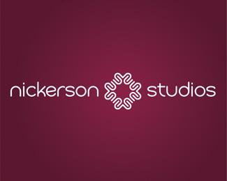 Nickerson Studios Photography Logo Design