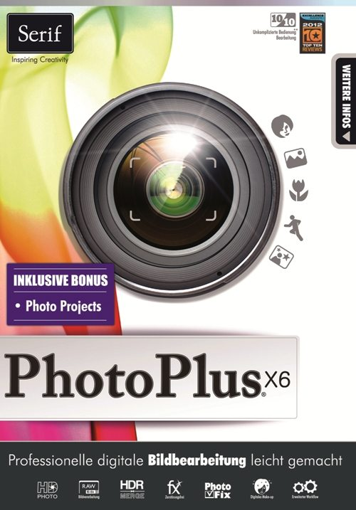 PhotoPlus_X6- Photoshop CC - Photo Editing Software