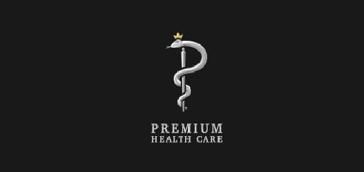 Premium medical and pharmaceutical logos