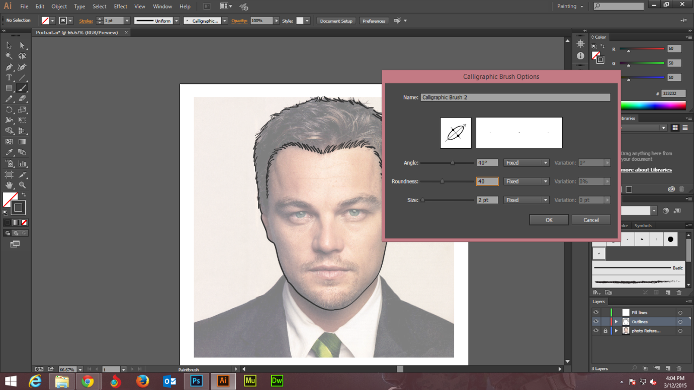 Step - 2- 1 - Adobe Illustrator tutorials