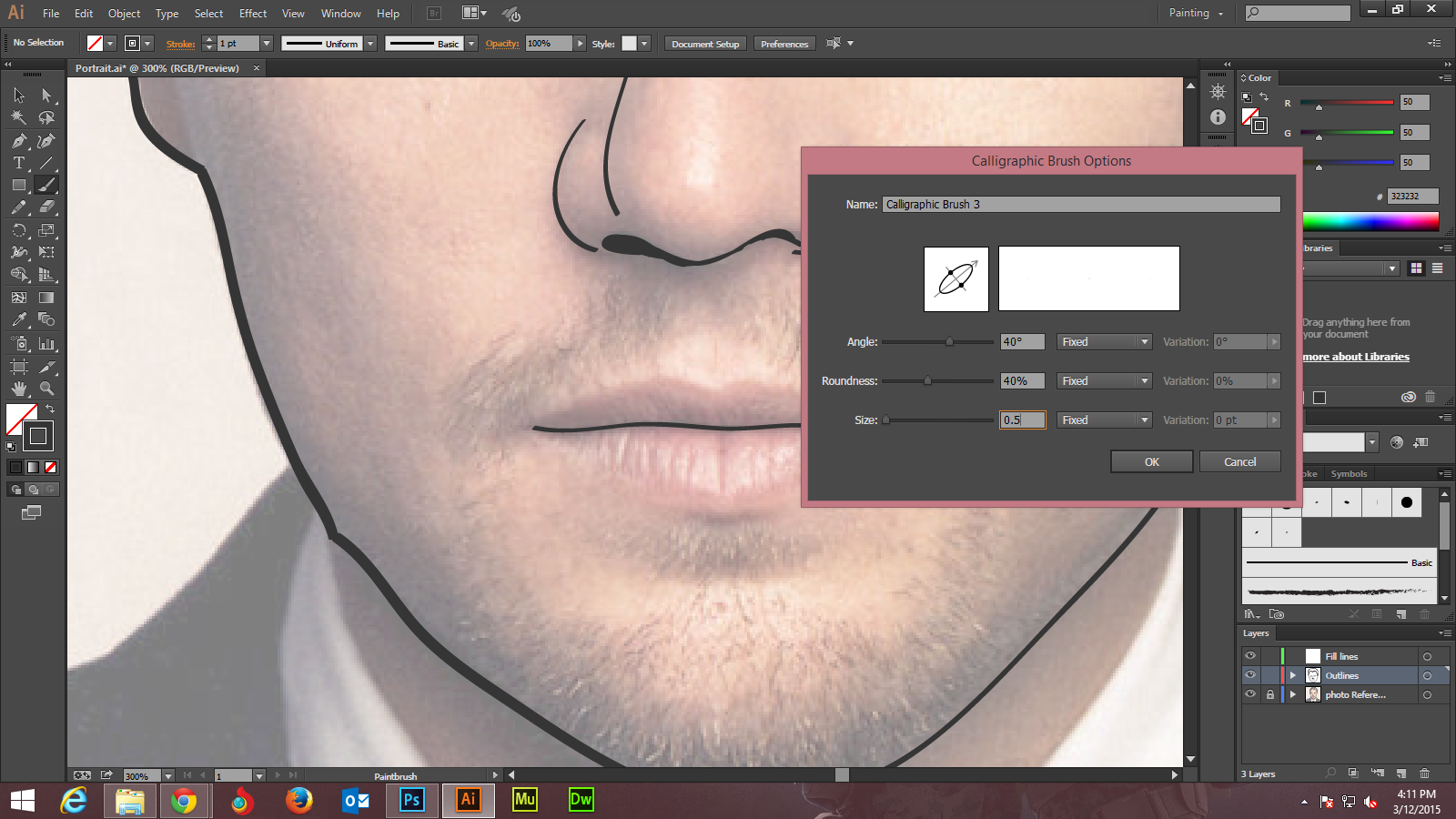 Step - 3- 1 - Adobe Illustrator tutorials