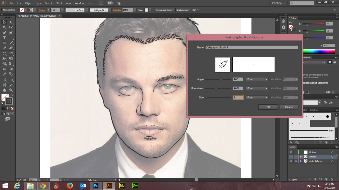 Step - 4 - Adobe Illustrator tutorials