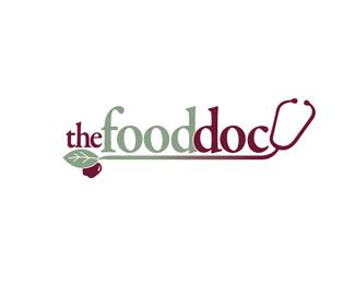 The Food Doc pharmaceutical Logos