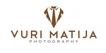 Vuri Matija Photography Logo Designs