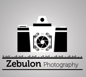 Zebulon Photography Themed Logo Designs
