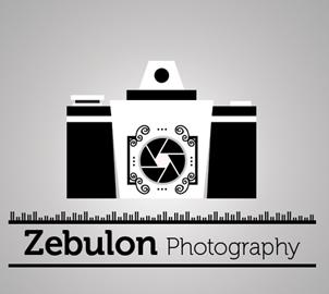 Zebulon Photography Themed Logo Designs