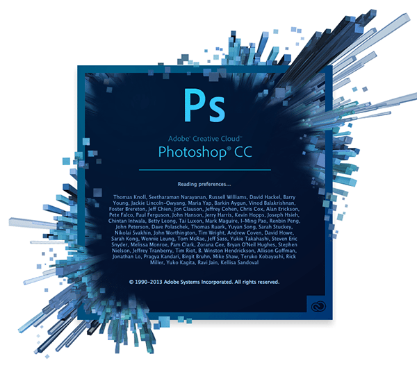 Photoshop CC - Photo Editing Software