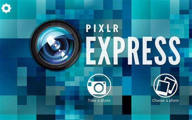 Pixlr- Photo Editing Software