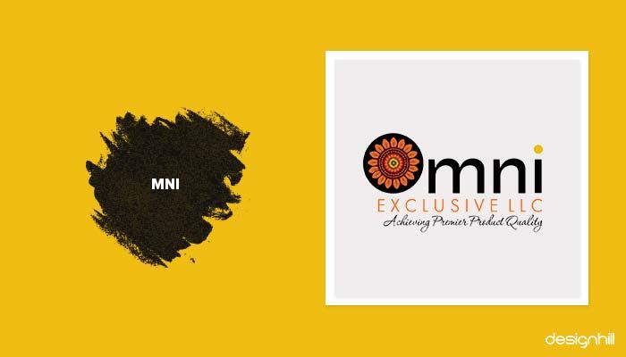MNI logo design