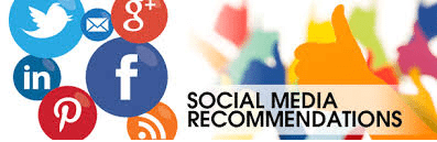 Social Media Recommendations for Purchases
