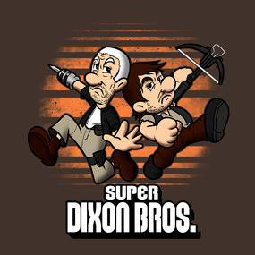Daryl Dixon T-shirt Designs 10
