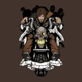 Daryl Dixon T-shirt Designs 11