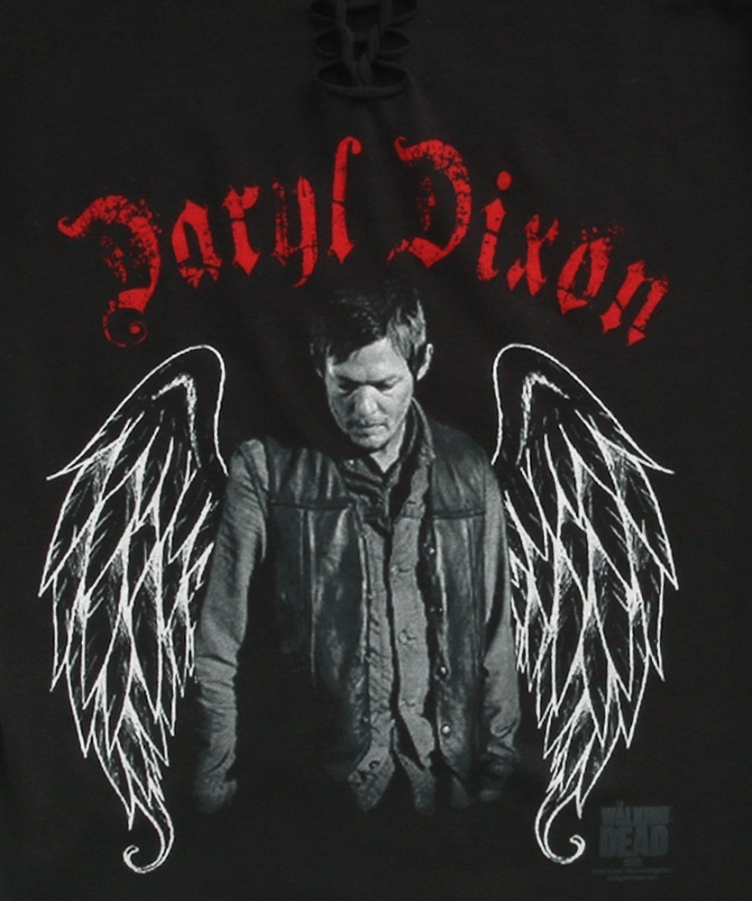 Daryl Dixon T-shirt Designs 15