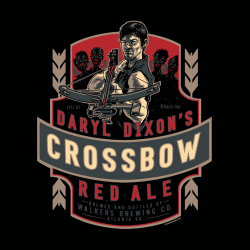 Daryl Dixon T-shirt Designs 17
