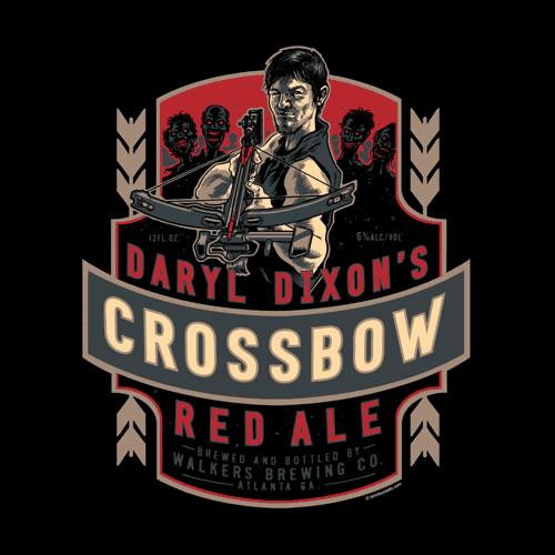Daryl Dixon T-shirt Designs 17