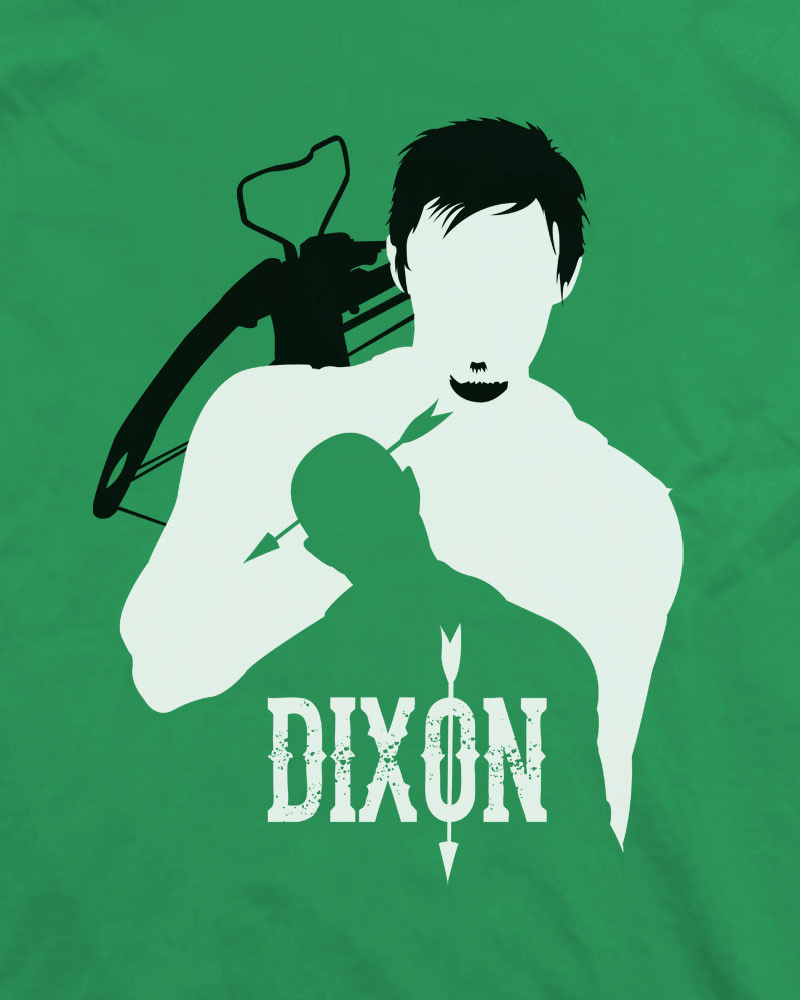 Daryl Dixon T-shirt Designs 21