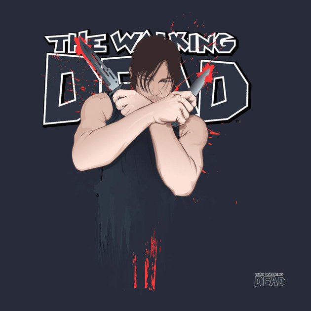 Daryl Dixon T-shirt Designs 23
