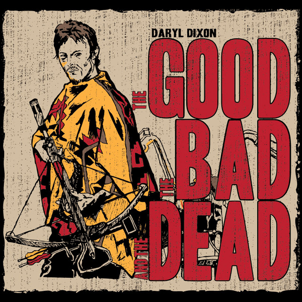 Daryl Dixon T-shirt Designs 24