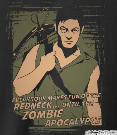 Daryl Dixon T-shirt Designs 25