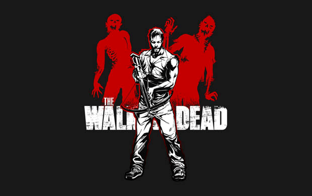 Daryl Dixon T-shirt Designs 37