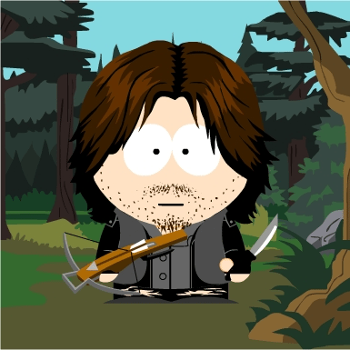 Daryl Dixon T-shirt Designs 4