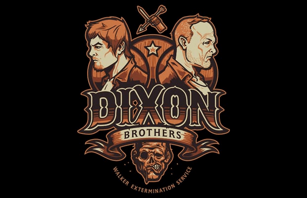 Daryl Dixon T-shirt Designs 40