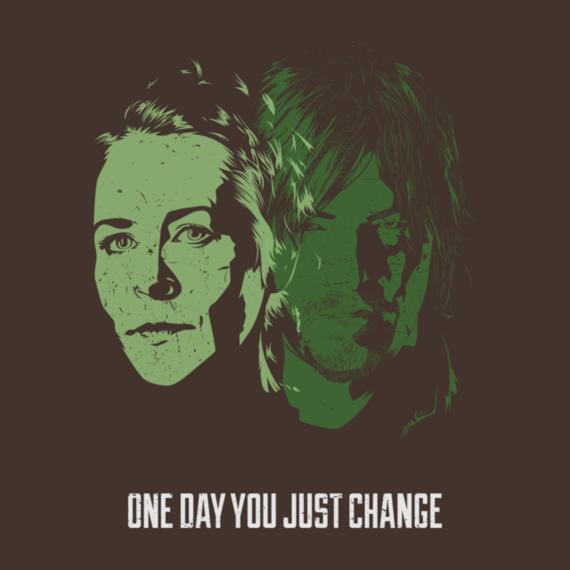 Daryl Dixon T-shirt Designs 43