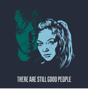 Daryl Dixon T-shirt Designs 44
