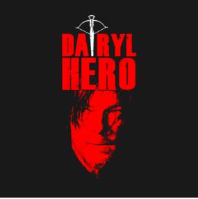 Daryl Dixon T-shirt Designs 48