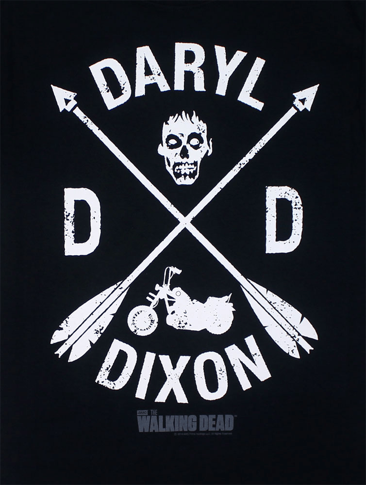 Daryl Dixon T-shirt Designs 50