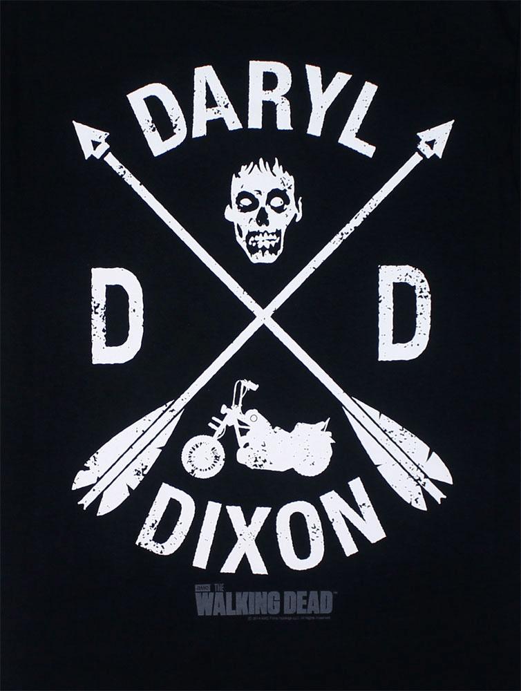 Daryl Dixon T-shirt Designs 50