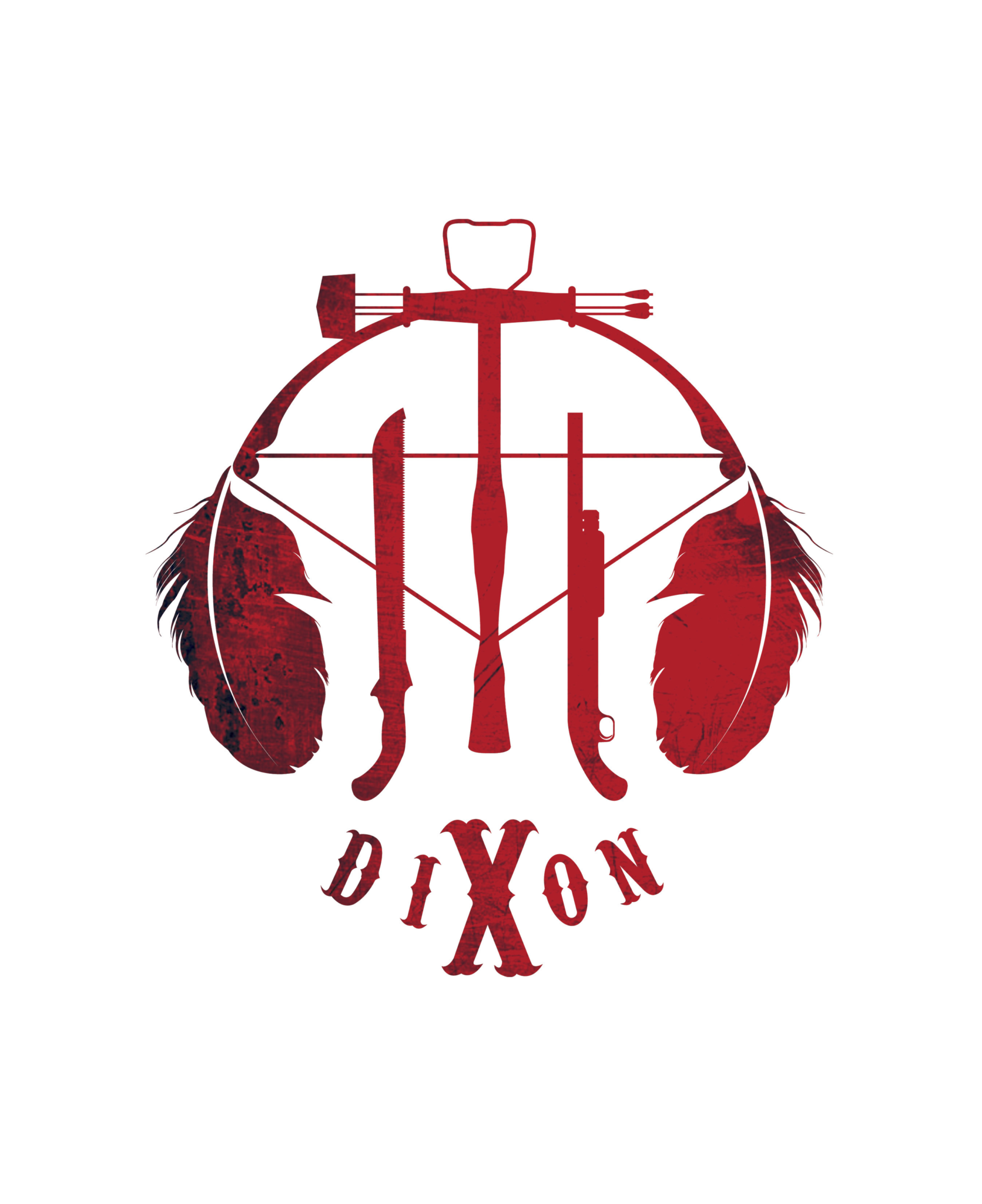 Daryl Dixon T-shirt Designs 51
