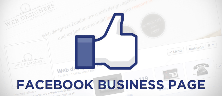 Facebook Business Page Statistics