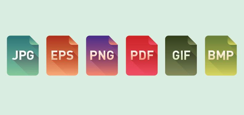 Logo Designer - Startup Wrong File Formats