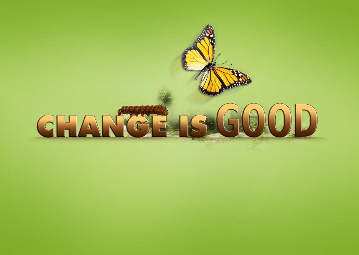 Change is good - Rebranding Your Business