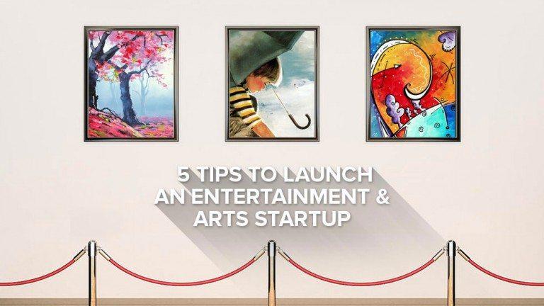 Entertainment logo design