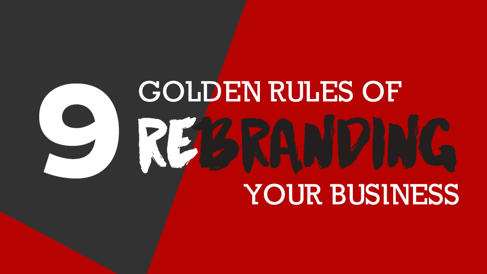 Rebranding Your Business