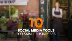 social media page design
