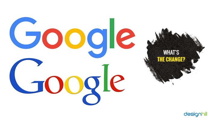 google logo changes